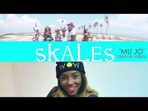 SKALES - MU JO (DANCE VIDEO)   CHOREO BY MISHAA