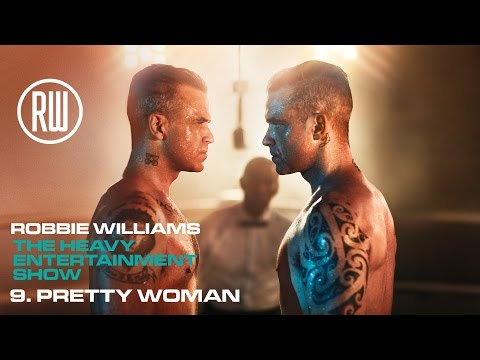 Robbie Williams | Pretty Woman | The Heavy Entertainment Show videó letöltés