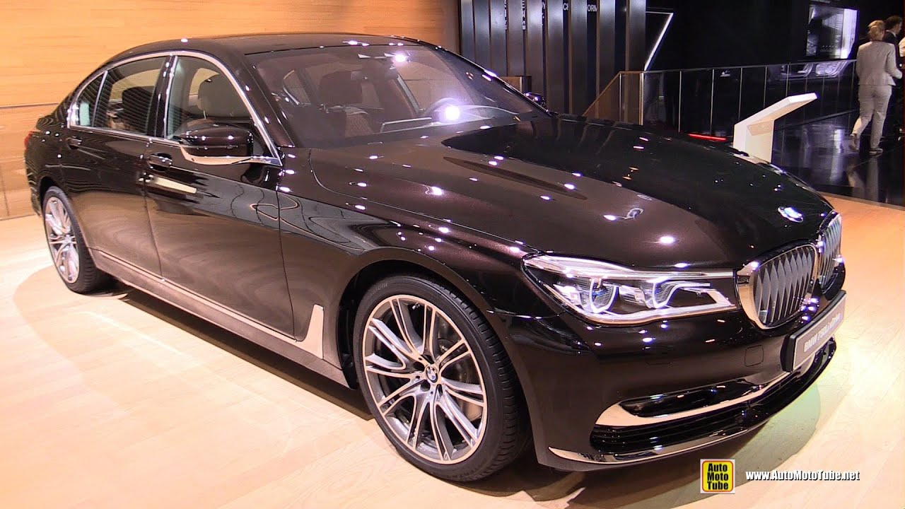 2016 BMW 7 Series 750Li XDrive