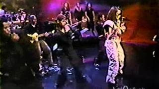 Aaliyah One In A Million LIVE on Jay Leno 1997 *MQ*