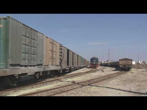 Tunisia Part 5 - Freight