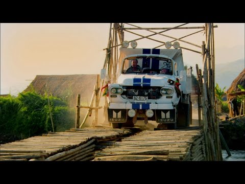 Crossing The Bridge - Top Gear - Series 21 Burma Special - BBC