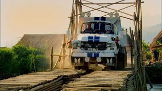 Crossing The Bridge | Top Gear | Series 21 Burma Special | BBC