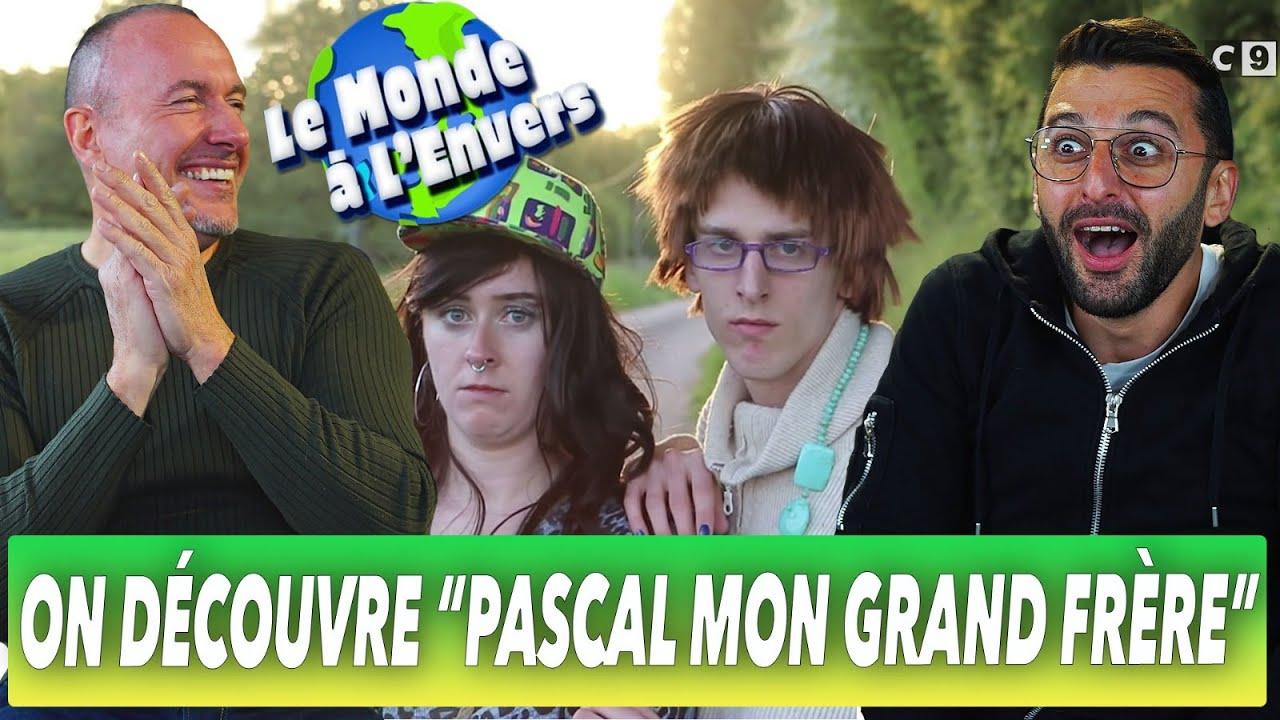 On réagit à la parodie de Pascal le Grand Frère du Monde à L'Envers (et on les appelle) !