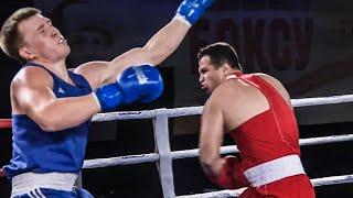 Они вырубают в первом раунде Бой лучших нокаутеров кубка России по боксу