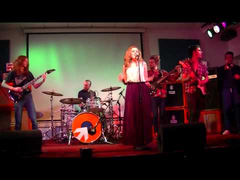 Diana Ross I'm Coming Out - Full Band Performance Cover!