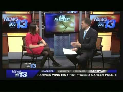 Asheville Family Law - WLOS Ask a Lawyer Segment - March 14th, 2015