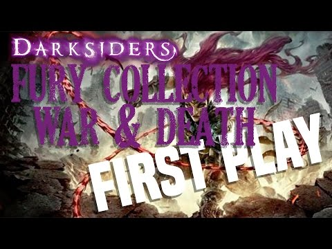 Darksiders fury collection war and death #2