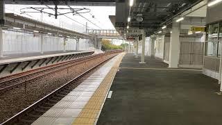 【東海道線】御厨駅1番線普通興津行き313系+211系到着発車