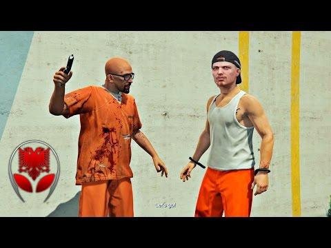 GTA 5 SHQIP - Daja i Burgosun !! - SHQIPGaming