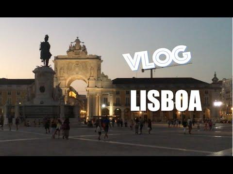CONOCIENDO LISBOA |  PORTUGAL | 26 de AGOSTO 2016