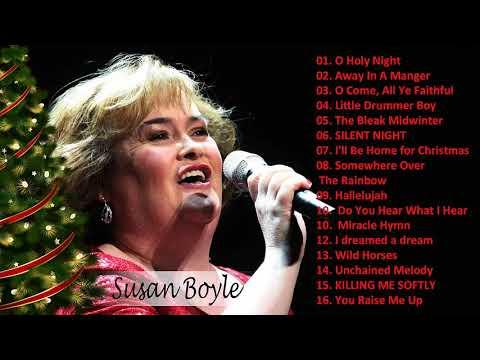 Susan Boyle Christmas Album 2018 2019 - The Gift Susan Boyle Christmas Songs