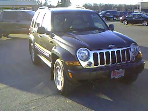 2005 Jeep Liberty Limited Diesel Youtube