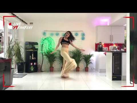 Kale Rang Pr Morni Rudn Kre | Girl Dance - Remix Song | Subscribe For More Videos