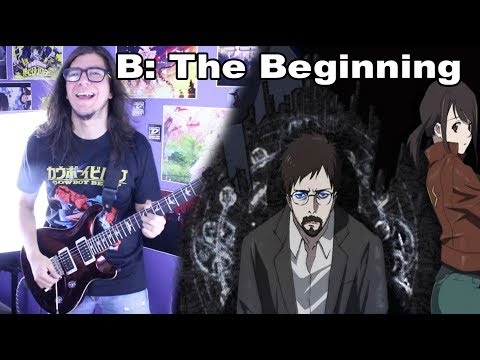 "B: The Beginning Theme - ""The Perfect World"" /Marty Friedman ft. MAN WITH A MISSION (Cover)"