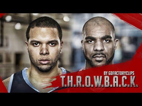 Throwback: Deron Williams & Carlos Boozer Full Highlights 2008 Playoffs R1G1 vs Rockets - SICK!