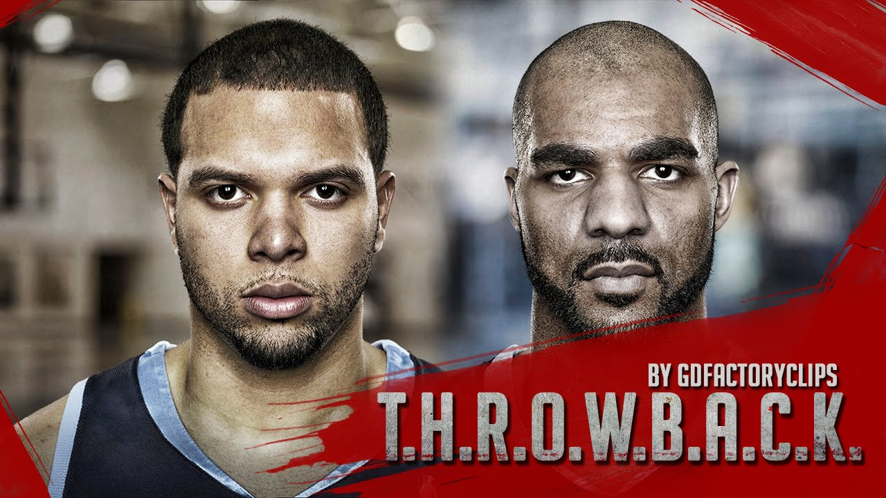 Throwback Deron Williams & Carlos Boozer Full Highlights 2008