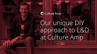 Our unique DIY approach to L&D at Culture Amp
