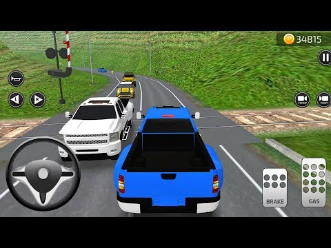 Parking Frenzy 3D Simulator #22 CARS 7-9 - Android IOS gameplay
