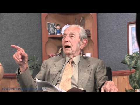 Harold Camping Q&A: Camping has no advice for the followers whose lives are ruined (Part 3 of 3)