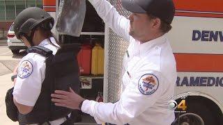 More EMTs May Be Adding Bulletproof Vests To Uniforms