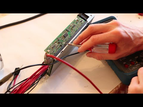 Modifying an HP HSTNS-PL11 Server PSU for Bitcoin Mining (incl. auto-start and voltage adjust)