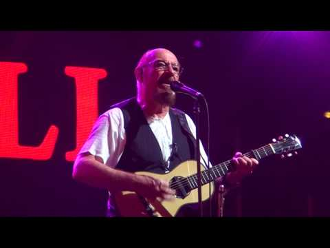 Jethro Tull By Ian Anderson - Banker Bets, Banker Wins @ Be Prog 2017