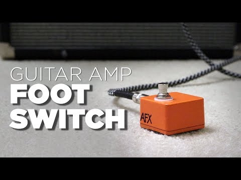 [SCHEMATICS_4PO]  Build Your Own Guitar Amp Foot Switch (Under $15) - YouTube | Wiring Diagram Guitar Amp Footswitch |  | YouTube