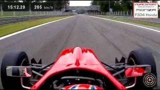 Formula 3 on board - Circuito di Monza