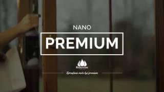 Prípravok PREMIUM s nanotechnológiou na čistenie skla