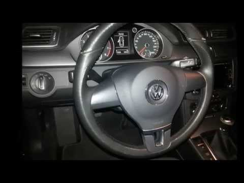 VW GolF MK6 – Passat - Scirocco and Tiguan, Steering Wheel Cover Installation