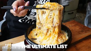 42 Cheesy Foods You Need To Eat Before You Die | The Ultimate List