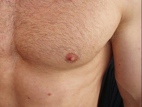 boob male nipples