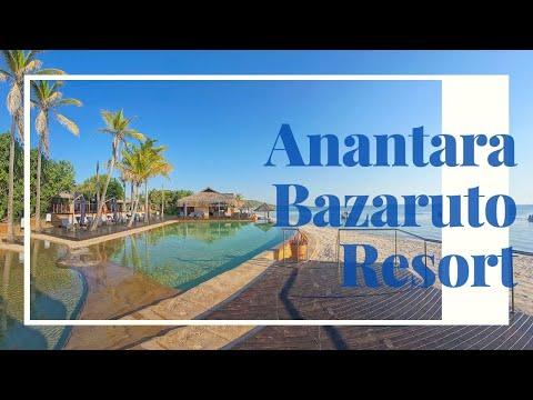 Anantara Bazaruto Resort in Bazaruto Archipelago Mozambique