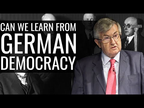 The Weimar Republic: Germany's First Democracy