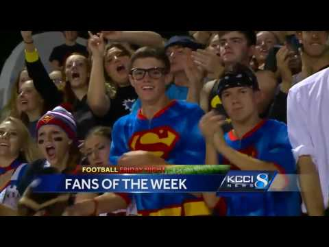 Football Friday Night Week Five scores, highlights