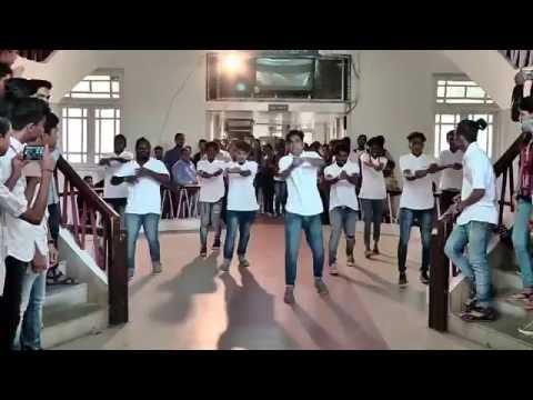 KTI Students Perform Flashmob to Celebrate World Youth Skills Day