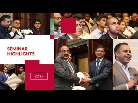 Seminar in Dubai for NRIs on Indian Economic Reforms | Centu