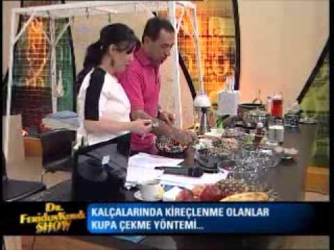 Dr. Feridun Kunak Show 27 Temmuz B5 (Kalça Kireçlenmeleri ve Masaj Yöntemleri)