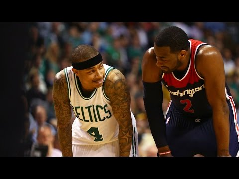 Best of Isaiah Thomas and John Wall from Games 1-6
