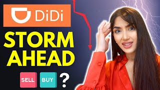 Didi Chuxing Stock - Storm ahead with China Tech Crackdown - My Honest Opinion if DIDI is a buy?