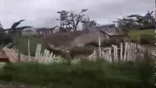 Dégâts à Antalaha  après le passage d'Enawo - Mars 2017