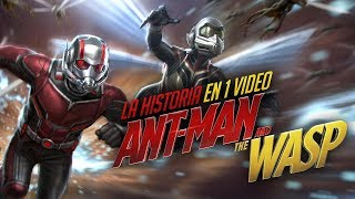 Ant-Man and The Wasp: La Historia en 1 Video