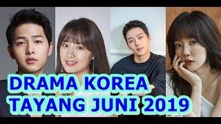 6 DRAMA KOREA TAYANG JUNI 2019!!!