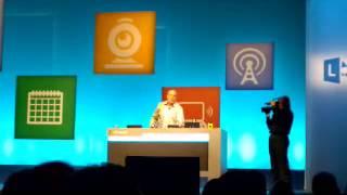 Microsoft Lync 2014 Keynote