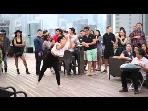 Dance art and  in Hong Kong CWB