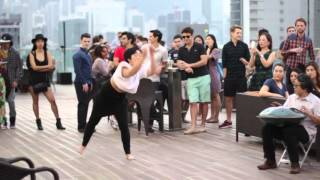 Dance, art and music in Hong Kong, CWB