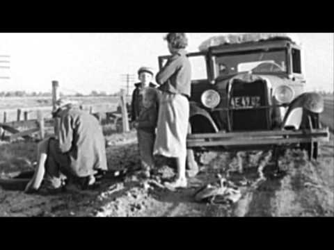 Stinging Dust and Forgotten Lives: The Dust Bowl (Mirgration and Survival)