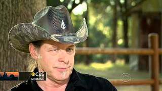 Ted Nugent on his Obama comments, Secret Service meeting