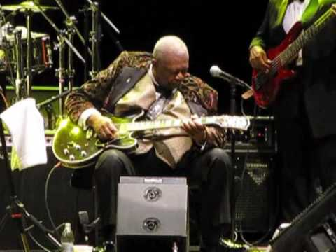 "B. B. King - ""Darlin' You Know I Love You"""